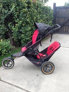 Double stroller - Phil & teds best in the market