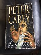 Jack Maggs by Peter Carey. Nic's books Mount Waverley Monash Area Preview
