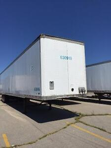 Tractor trailers for sale