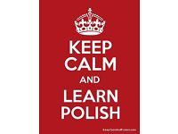 Polish Lessons (one-to-one and via Skype)