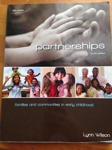 Partnerships - with families and communities (4th edition)