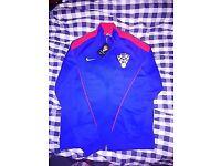 Mens Croatia National Football Team Jacket