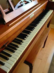 Beautiful Piano for Sale and in excellent condition.