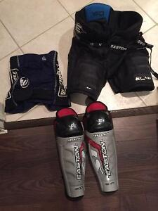 Youth Boys Hockey equipment