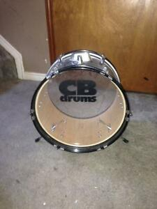 CB Drums Junior Bass Drum