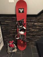 Kemper Board and Ride Boots