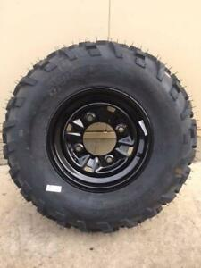 NEW - Tyres & Rims - Set of 4 - Suit POLARIS RANGER Aldinga Morphett Vale Area Preview