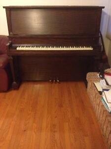 **PIANO FOR SALE**
