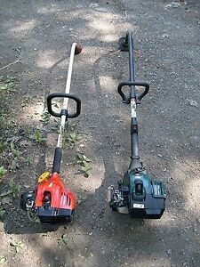 weed whackers/mowers/parts (cheap)