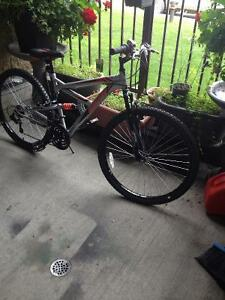 Huffy Rock Creek mountain bike