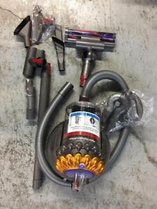 Dyson Big Ball Multi-Floor Canister Vacuum (Store demo, Brown box, in good condition)
