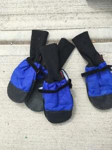 XL muttluks winter dog boots