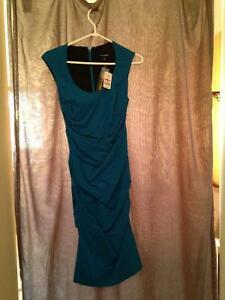 LeChateau Blue Dress