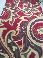 Pier 1 Gorgeous Looped Wool Rug