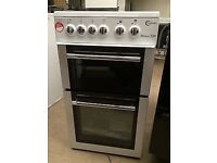 Latest Type Ceramic Top Electric Cooker With Fan Assisted Oven (50cm broad) Cost £345 New
