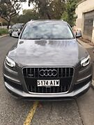 Audi Q7 Quattro S-line twin turbo 7 seat SUV  MY 2011 St Peters Norwood Area Preview