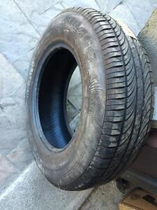 1 PNEU / 1 ALL SEASON TIRE  205/70/15 MIRAGE MR162