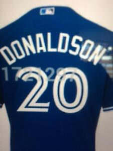 Blue Jays Jerseys $45 Med-large XLarge Peterborough Peterborough Area image 3