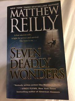 Matthew Reilly - Seven Ancient Wonders book