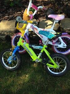 "Boy's and Girl's 12"" bike"