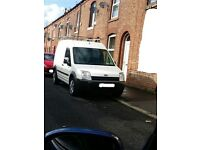 2005 connect lwb high top turbo diesel very gd condition long mot side door ply lined new cambelt