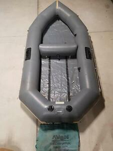 Avon - Redshank Inflatable Dinghy Port Melbourne Port Phillip Preview