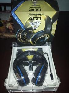 PS3/PS4 400-TURTLE BEACH Wireless Gaming Head