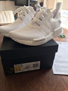 Adidas nmd triple white japan Griffith Griffith Area Preview