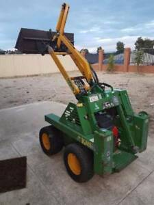 Kanga Dingo Bobcat Hire $70 Per Hour - $160 Per Day (1020mm Wide) Banksia Grove Wanneroo Area Preview