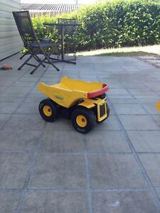 Large tonka truck Carina Heights Brisbane South East Preview