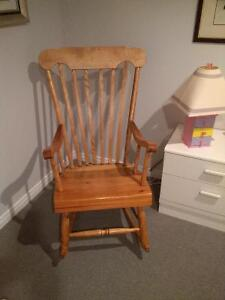 Rocking Chair - Solid Pine
