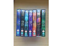 Buffy The Vampire Slayer, Series 1 - 7 DVD boxsets
