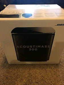 Bose Acoustimass 300 Subwoofer Brand new 800$