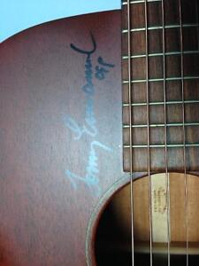 2012 Martin 000-15M signed by Tommy Emmanuel