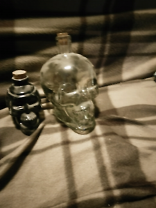 Skull head for alcohol Knoxfield Knox Area Preview