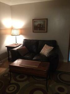 Just move in furnished, bedding, towels available Septeminer 1st