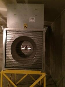New Commercial Exhaust Fan 3000CFm