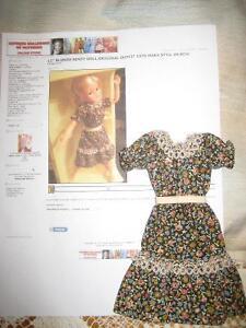 1978 ORIGINAL SINDY DOLL DRESS Regina Regina Area image 1