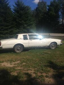 1985 OLDSMOBILE DELTA 88 BROUGHAM FOR SALE