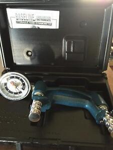 Brand New Baseline Hand Dynamometer