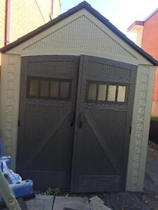 Shed 7x7 feet (almost new)