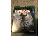Riseof the Tomb Raider Xbox One