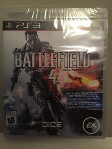 Battlefield 4 PS3 - sealed