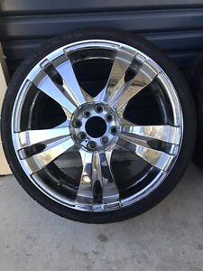 18x7 Unknown Alloy Wheels Greenbank Logan Area Preview