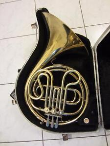 Used Student Single F French Horn - Good Student Deal!!!