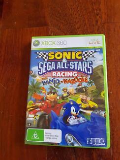 WOW!!! Sonic & Sega All Stars Racing