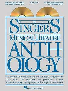 The Singer's Musical Theatre Anthology - Volume 6: Mezzo-Soprano/Belter Accompan