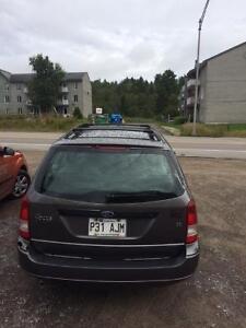 2002 Ford Focus Familiale Saguenay Saguenay-Lac-Saint-Jean image 3