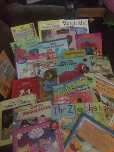 24 books suitable for preschool kindergarten St. John's Newfoundland image 1