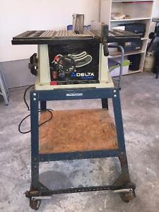 Delta Shopmaster 10 Tablesaw